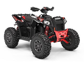 ATVs for sale.